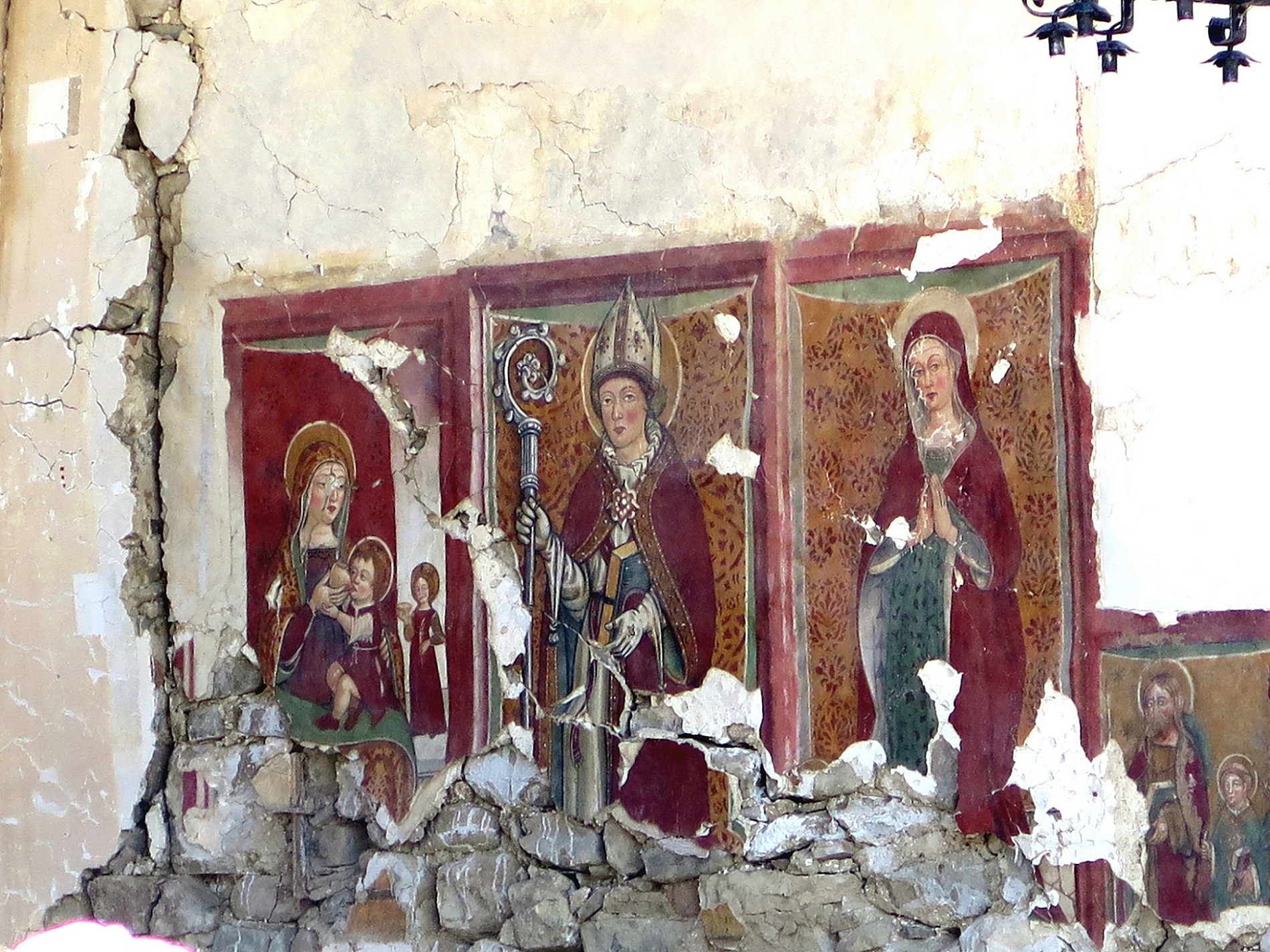 Affresco San Martino